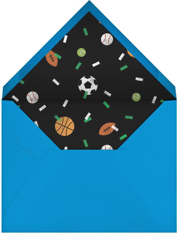 White (Tall) - Paperless Post - Sports - envelope back