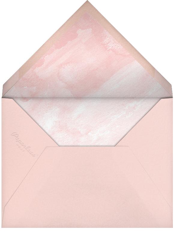 Color Wash (Stationery) - Pavlova - Paperless Post - Envelope