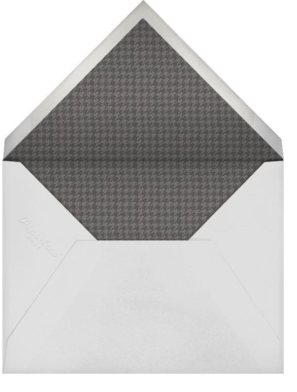 Mister Fox - Paperless Post - Notecards - envelope back