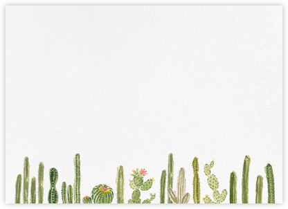 Sonora (Stationery) | horizontal