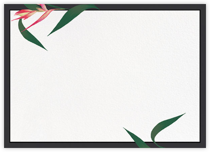 Paradisier (Stationery) - Paperless Post - Notecards