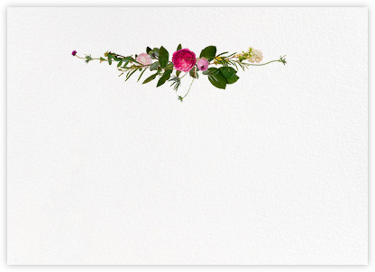 Belvoir (Stationery) - White - Paperless Post - Notecards