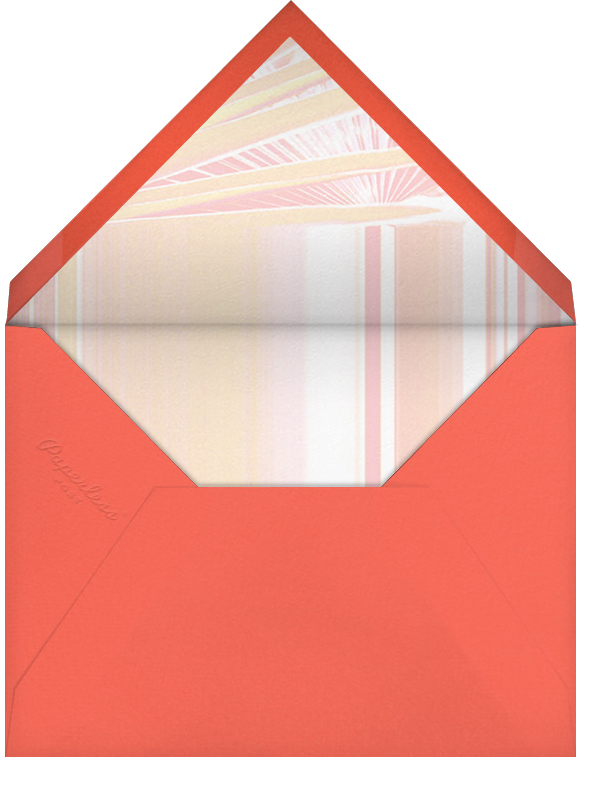 White (Tall) - Paperless Post - Cocktail party - envelope back