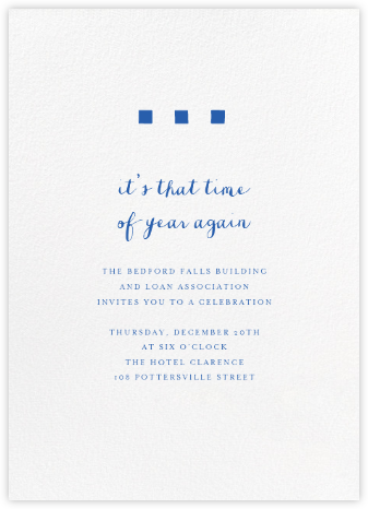 White (Tall) - Paperless Post - Reception invitations