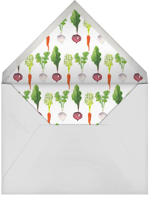Taproot (Stationery) - Paperless Post - Notecards - envelope back