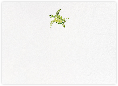 Tortuga (Stationery) | horizontal