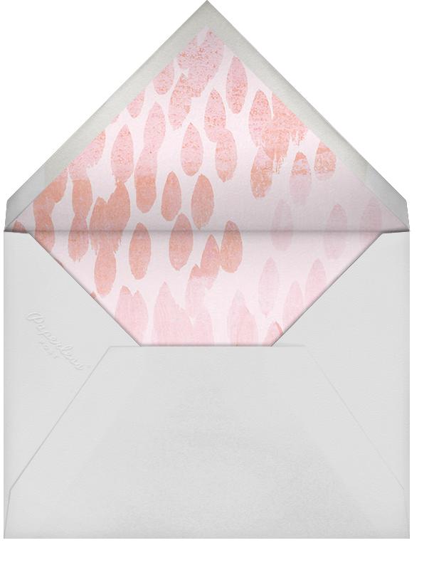 Mural (Invitation) - Pink - Ashley G - Envelope
