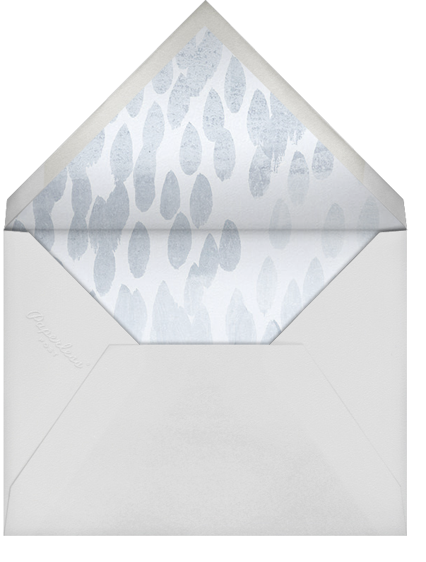 Mural (Save the Date) - Tundra - Ashley G - Photo  - envelope back