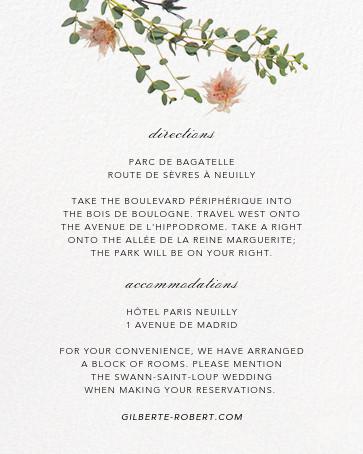 Petites Fleurs Sauvage (Invitation) - Paperless Post - All - insert front