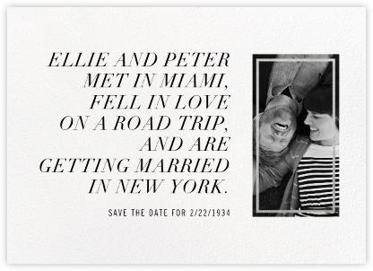 Novella - Silver - Paperless Post - Save the dates