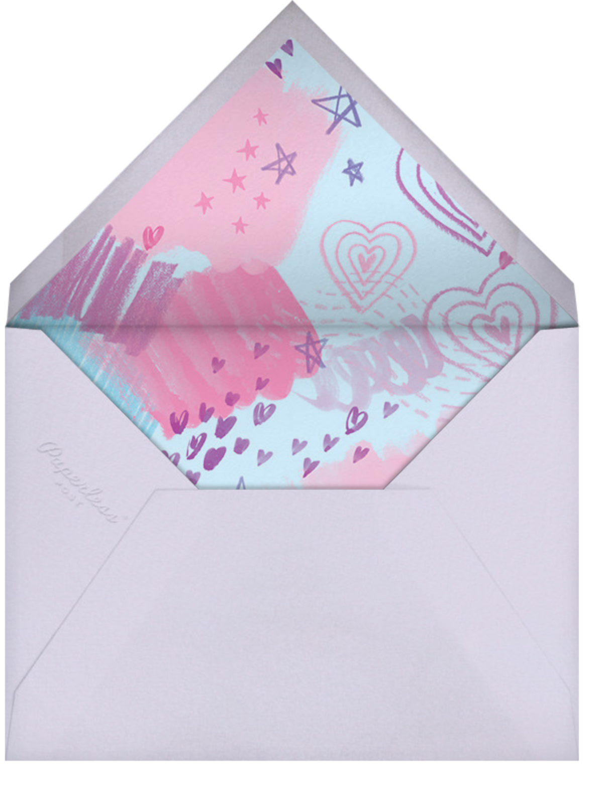 Full-Page Photo (Double-Sided) - Paperless Post - Envelope