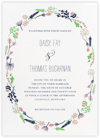 Willowmarsh - Tea Rose - Paperless Post - Wedding invitations
