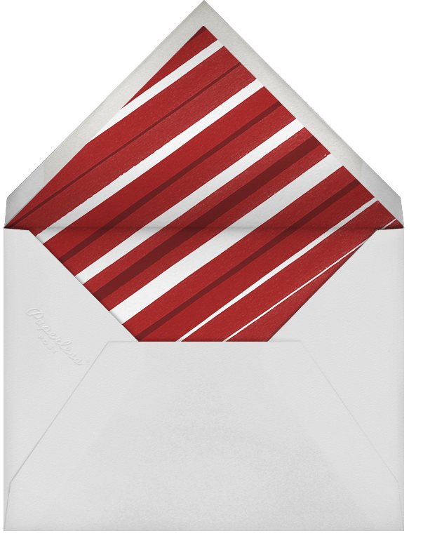 Bottle Rocket - Paperless Post - Christmas party - envelope back