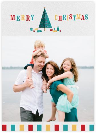 Technicolor Christmas (Photo) - Single Photo - Paperless Post - Christmas cards