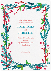 Christmas invitations - online at Paperless Post
