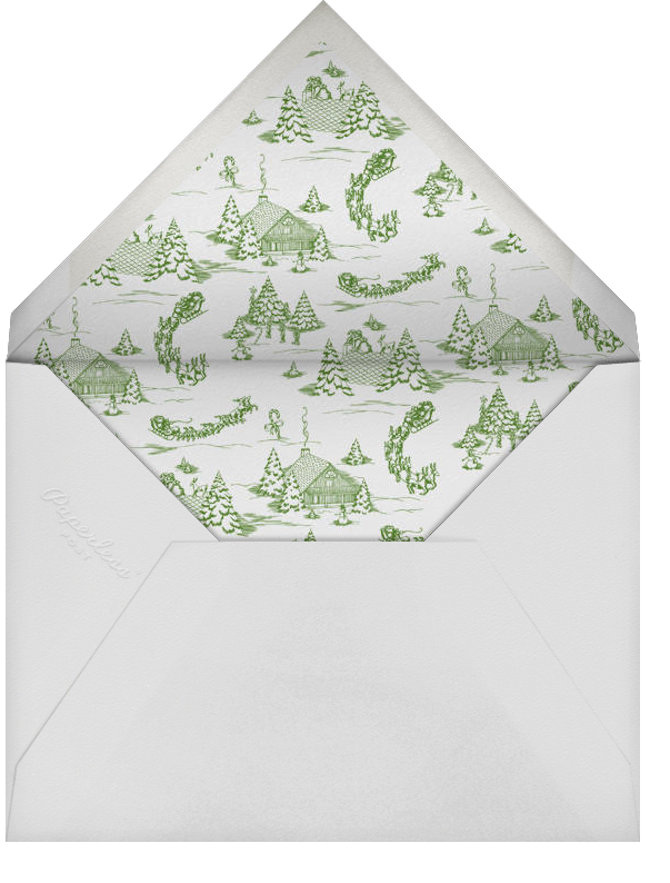 Full-Page Photo (Double-Sided) - Sapling - Paperless Post - Envelope