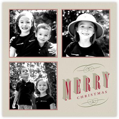 Christmas in Bedford Falls - Santa Fe - Paperless Post -