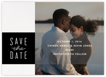 Composition - Paperless Post - Save the dates