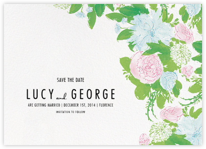 Elizabeth (Save the Date) - Paperless Post - Save the dates