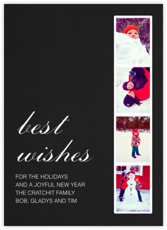 Photo Booth - Pitch - Paperless Post - Holiday Cards