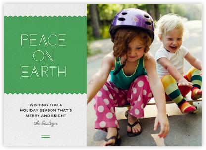 Peace Greetings - Paperless Post -