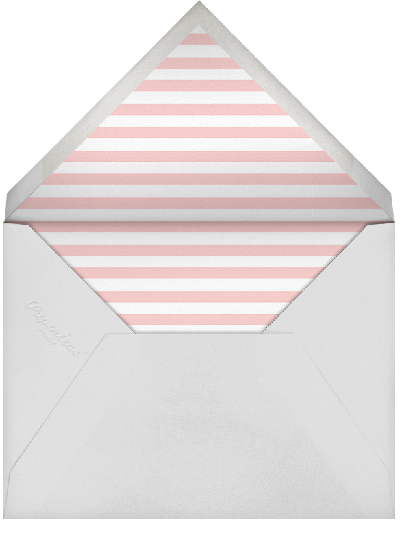 Plume (Photo Stationery) - Gold - Paperless Post - Wedding stationery - envelope back