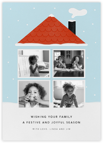 Winter At Home - Paperless Post - Online Cards