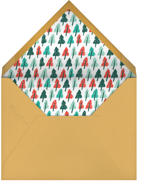 My Doggie Is So Talented - Mr. Boddington's Studio - Holiday Favorites - envelope back