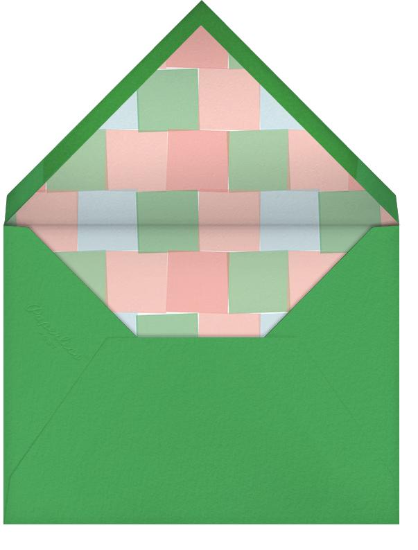 Colorblocked - Multi - Paperless Post - Envelope