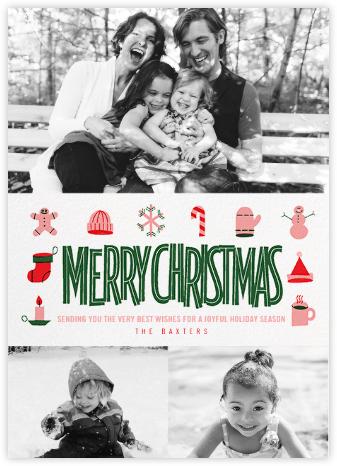 Christmas Souvenirs (Multi-Photo) - Paperless Post -