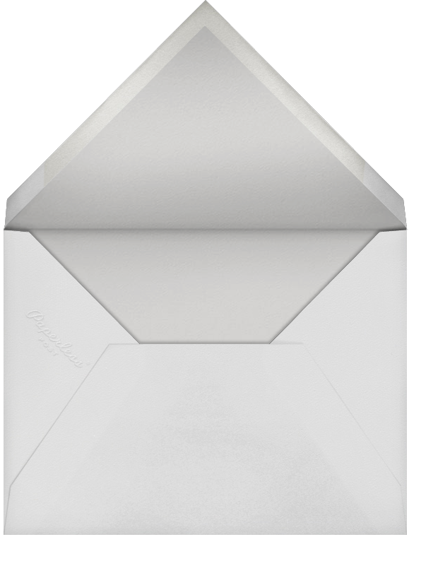 Frequency - Paperless Post - Cocktail party - envelope back