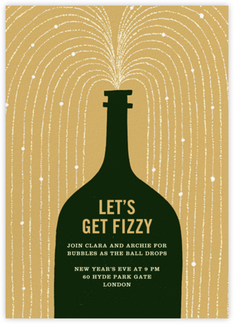 Magnum Opus - Paperless Post - New Year's Eve Invitations