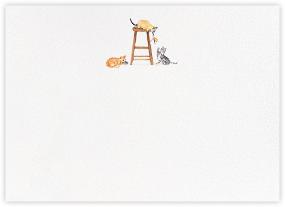 Cool Cats (Stationery) | horizontal