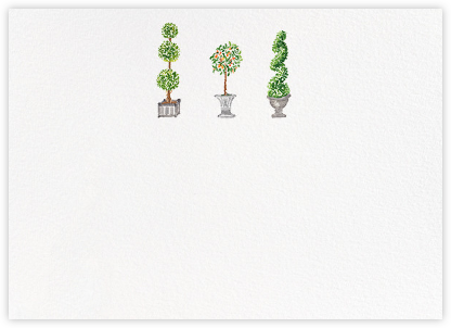 Balmoral (Stationery) - Paperless Post - Notecards