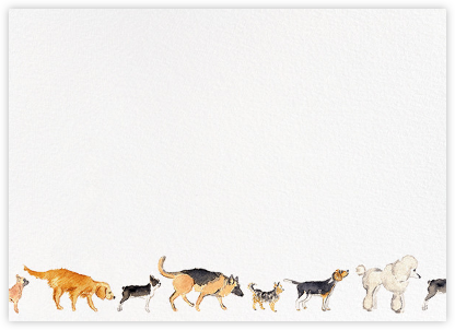 Dog Days (Stationery) | horizontal