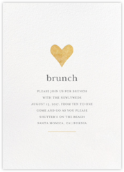 Wedding Brunch Invitations Online At Paperless Post
