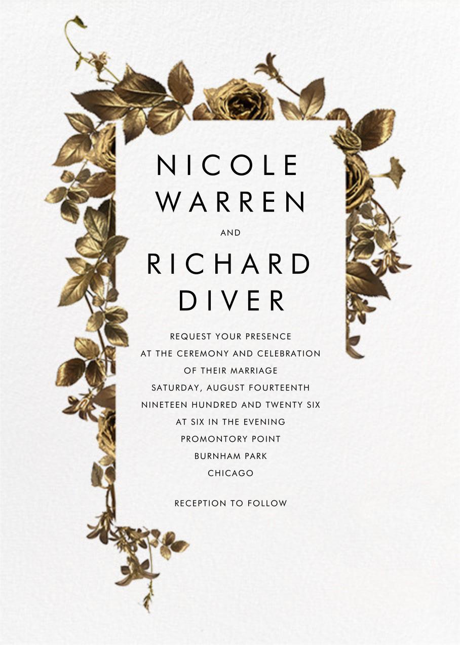 Girardin (Invitation) - Paperless Post - Wedding invitations