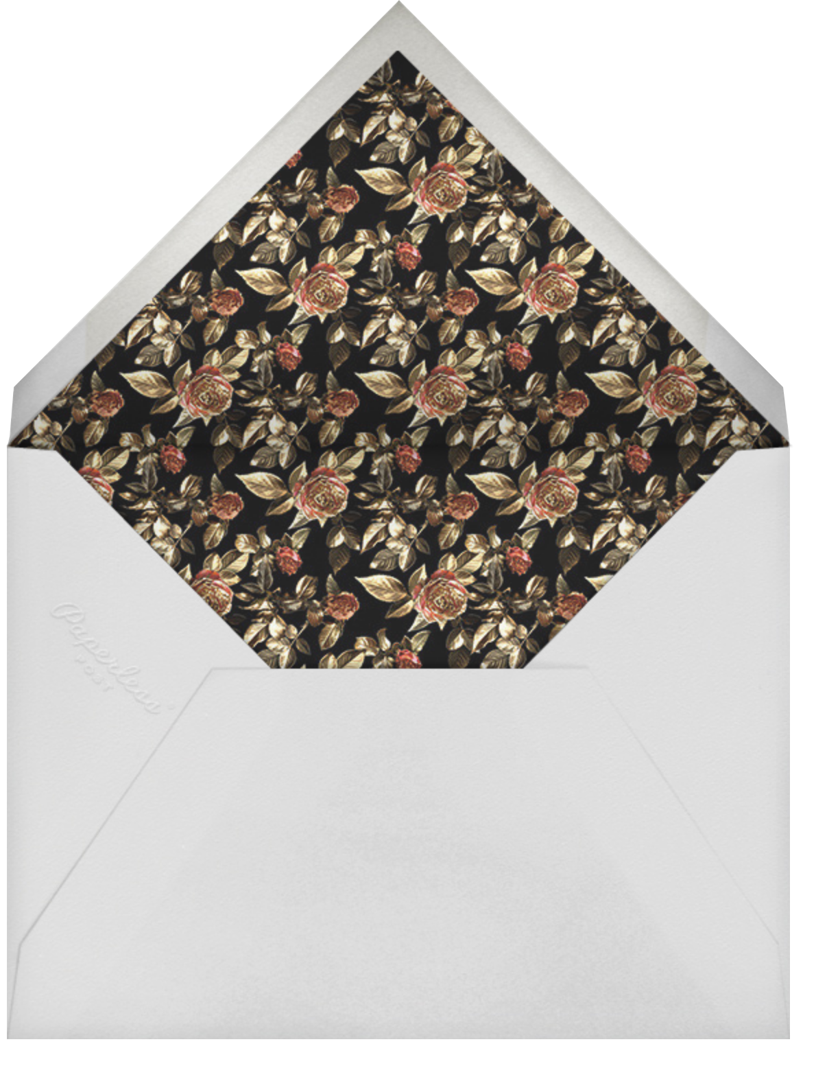 Girardin (Invitation) - Paperless Post - Printable invitations - envelope back