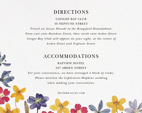 Villandry (Invitation) - Paperless Post - All - insert front