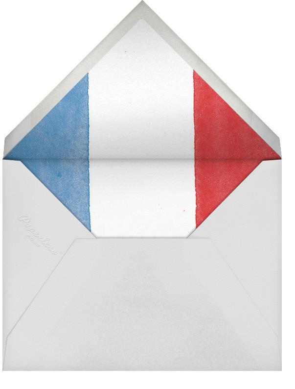 La Seine - Paperless Post - Designs we love - envelope back
