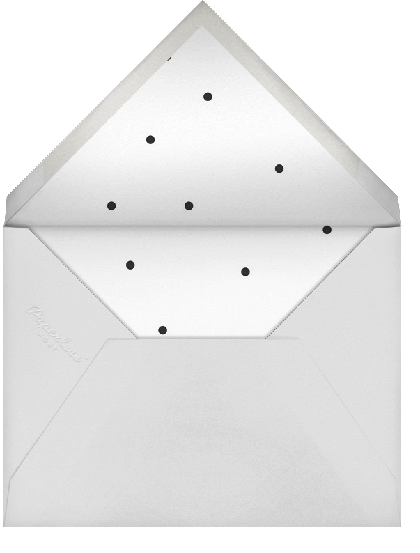 Pastrone - Paperless Post - Photo  - envelope back
