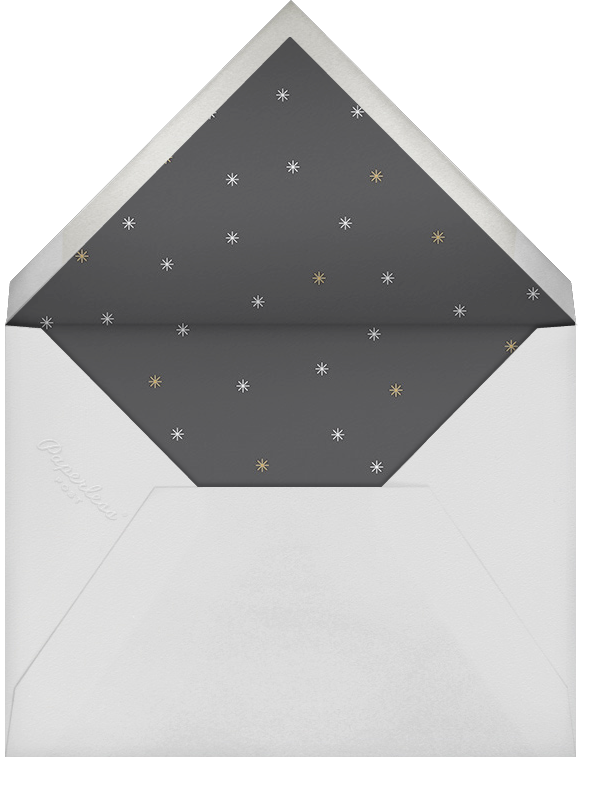 Varvara - Rose Gold - Paperless Post - Photo  - envelope back