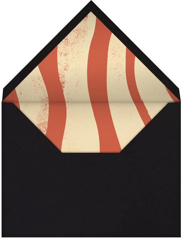 Little Devil - Paperless Post - Halloween - envelope back