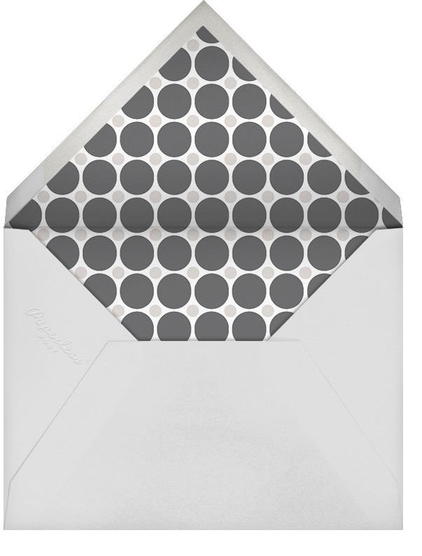 Love Marquee - Gray - Jonathan Adler - Photo  - envelope back