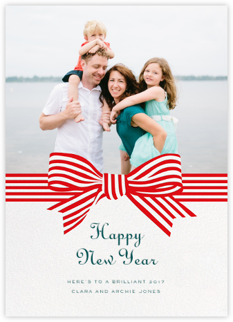 Perfect Package - Red - Cheree Berry - New Year Cards