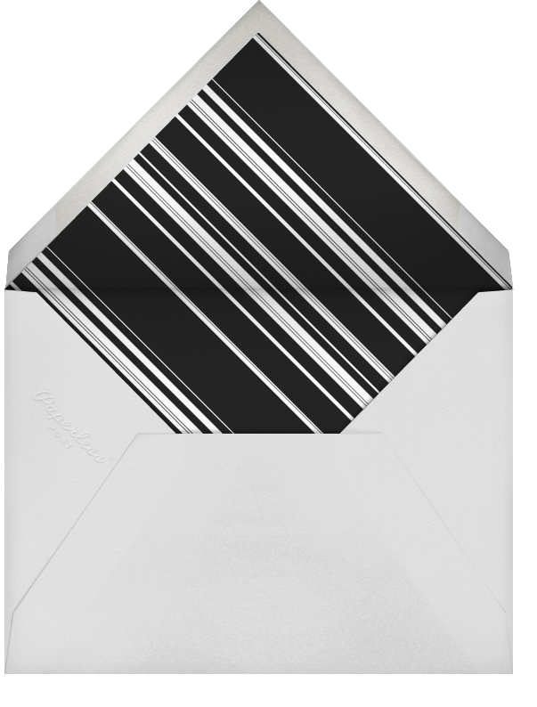 Window Pane - Pitch - Paperless Post - New Year - envelope back