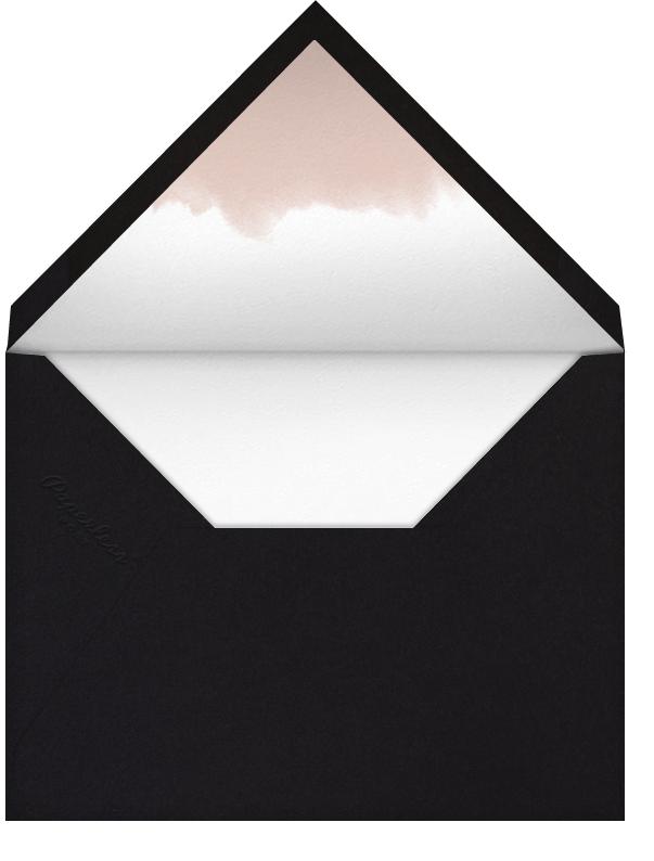 Evelina - White/Black - Paperless Post - Printable invitations - envelope back