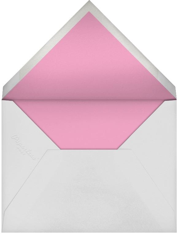 Forsythia - Pink - Paperless Post - General entertaining - envelope back