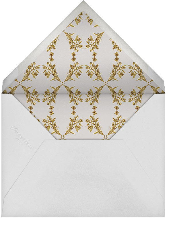 Rambouillet - Paperless Post - Photo  - envelope back