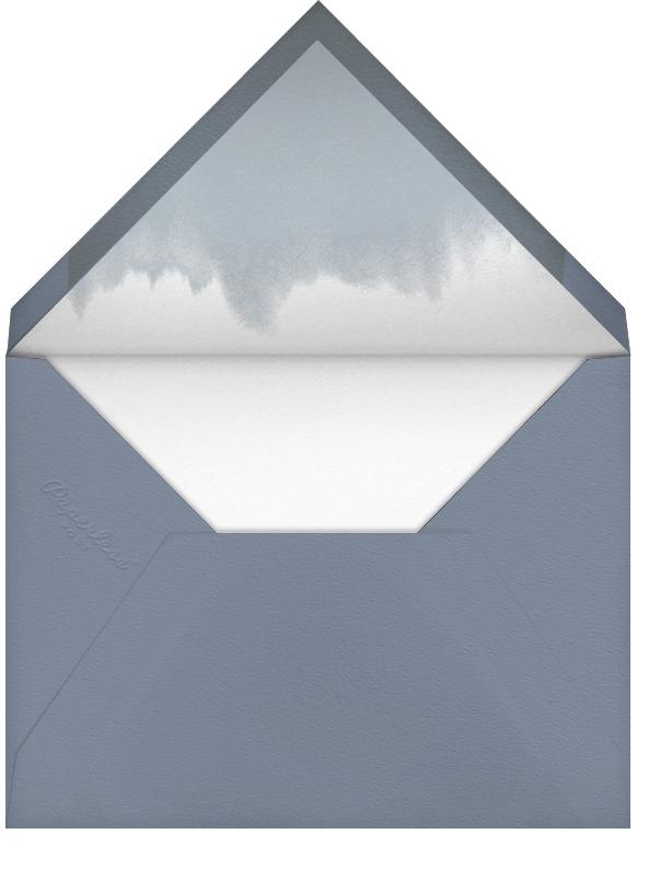Dip Dye - Mango - Paperless Post - Envelope